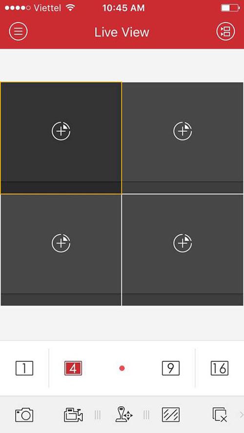 Cách khắc phục lỗi màn hình đen ở iVMS4500