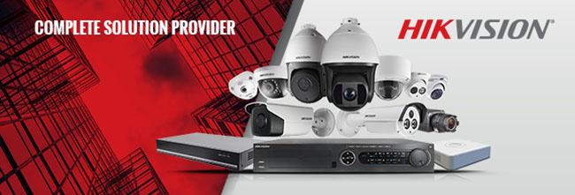 Camera chống trộm chính hãng Hikvision