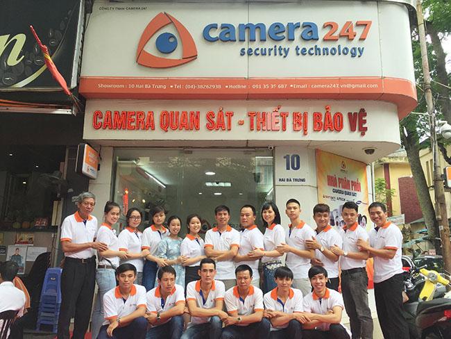 Camera247 chuyên cung cấp camera chống trộm chính hãng