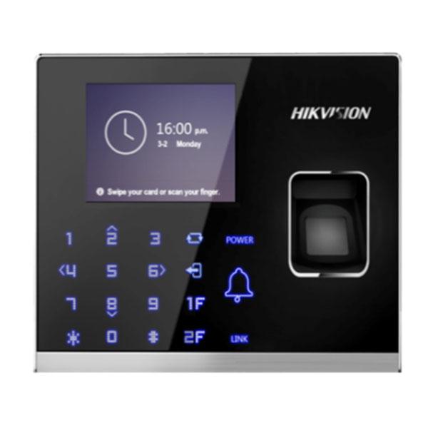 Bộ kiểm soát bằng vân tay hệ IP DS-KT200MF/EF(-C)
