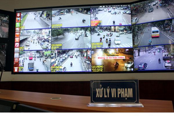 Hệ thống camera giao thông