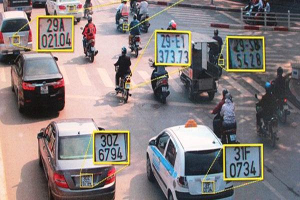 hệ thống camera giao thông làm được