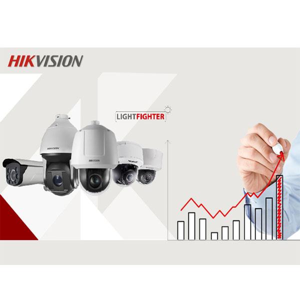 Hikvision - Top 1 Thế giới về ngành CCTV