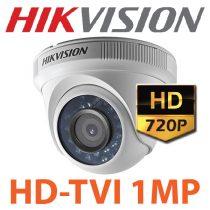 Camera quan sát HIKVISION HD-TVI 1MP HD (720p)