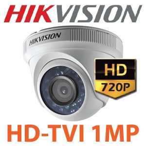 Camera quan sát HIKVISION HD-TVI 1MP HD (720p)