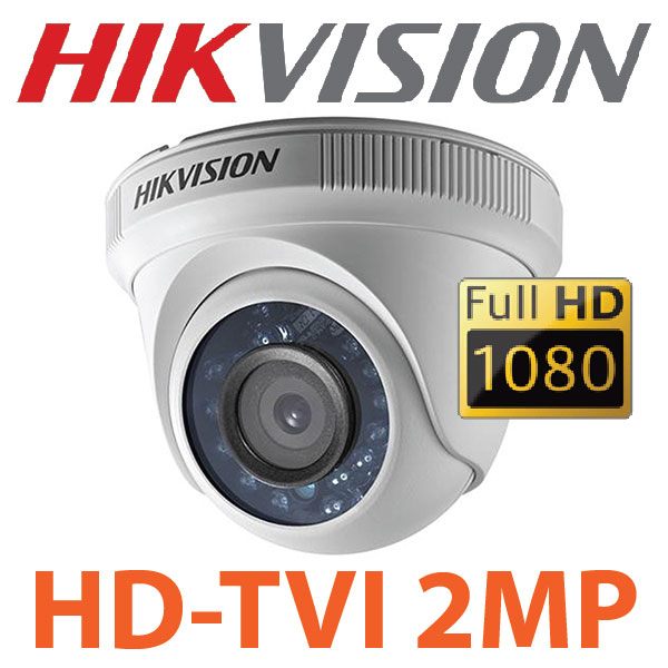 Camera quan sát HIKVISION HD-TVI 2MP Full HD (1080p)