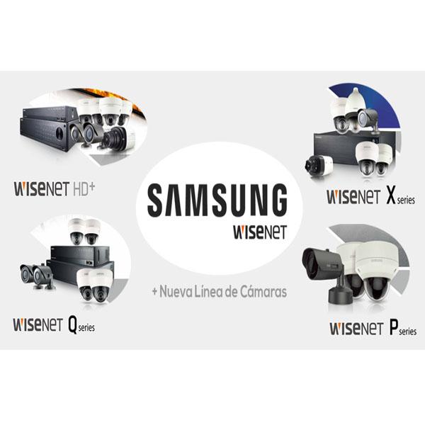 Camera SAMSUNG WiseNet- đầu tư ít hơn hiệu quả cao hơn