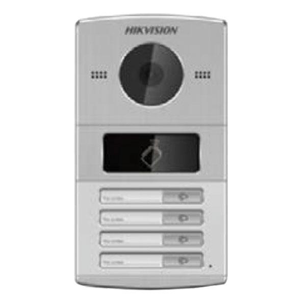 Nút bấm Ip 4 cổng Hikvision cho biệt thự HIK-IP8004IM