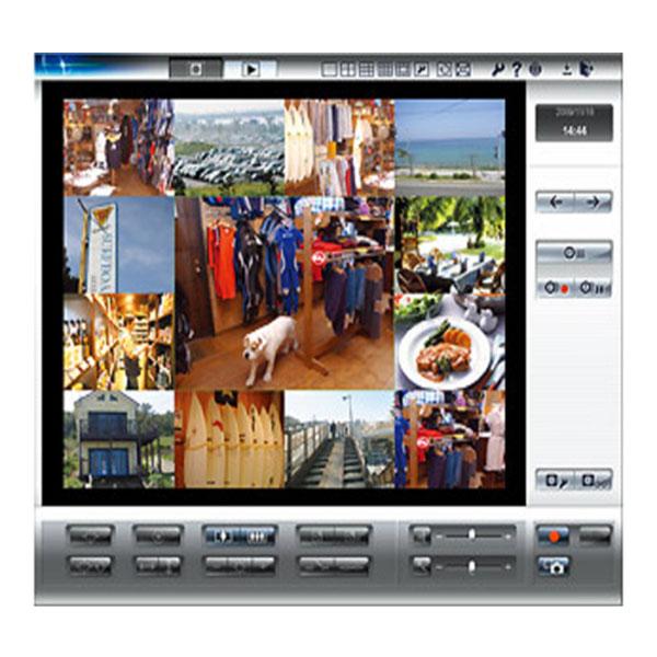 Phần mềm ghi hình camera BB-HNP17CE