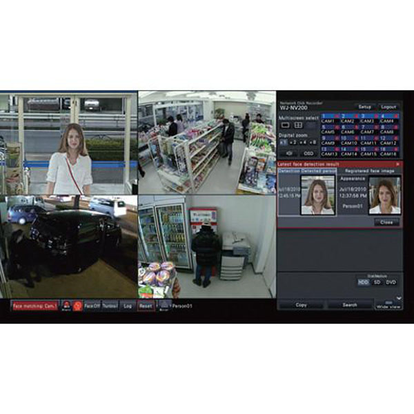 Gói phần mềm tiện ích thông minh WJ-NVF30