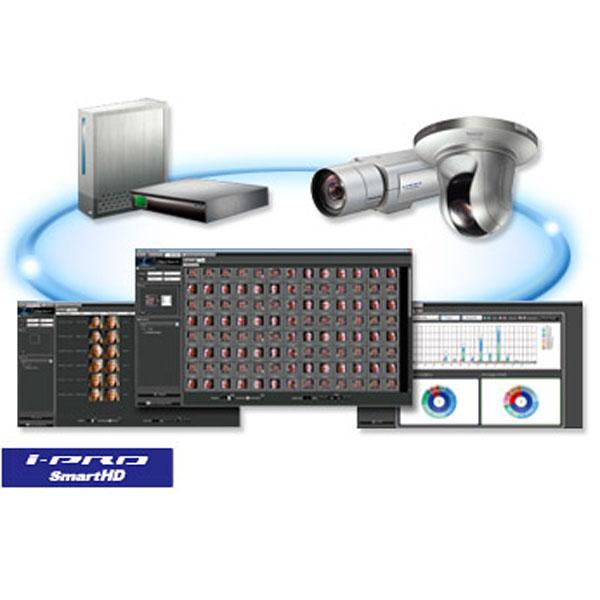 Phần mềm nhận diện khuôn mặt WV-ASF900