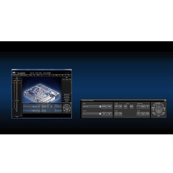 Phần mềm quản trị hệ thống WV-ASC970
