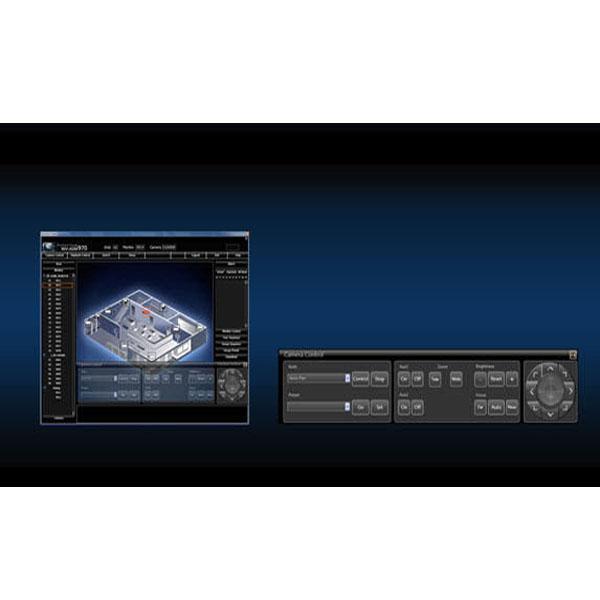 Phần mềm quản trị hệ thống WV-ASM970