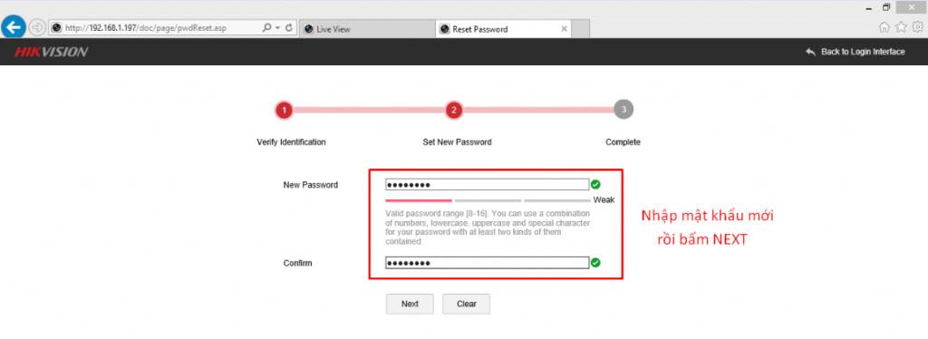 reset mật khẩu bằng câu hỏi bí mật