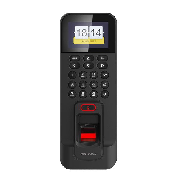 Bộ kiểm soát ra vào độc lập có màn hình LCD SH-K2T803F