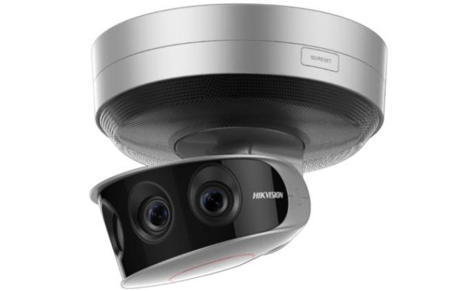 Hikvision tung ra camera PanoVu mới 24MP