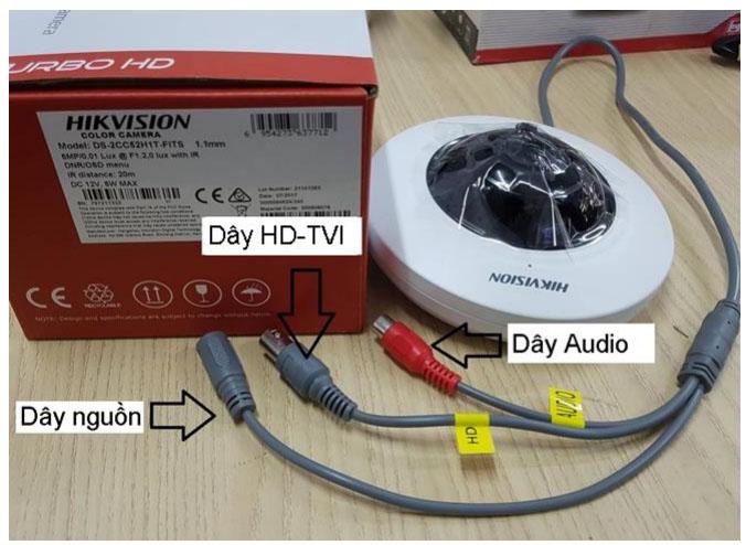 Hướng dẫn sử dụng camera Fisheye Hikvision