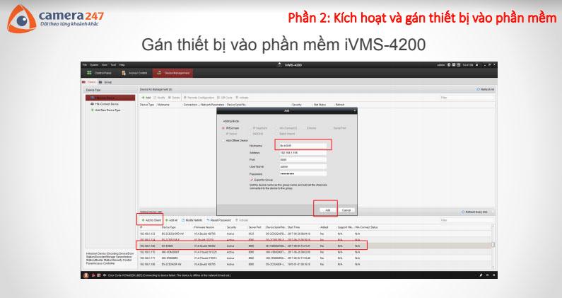 Hướng dẫn cài đặt bộ Access Controller Hikvision SH-K3801