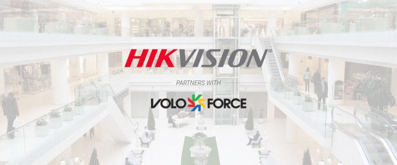 Hikvision tích hợp sản phẩm video với HDP Voloforce
