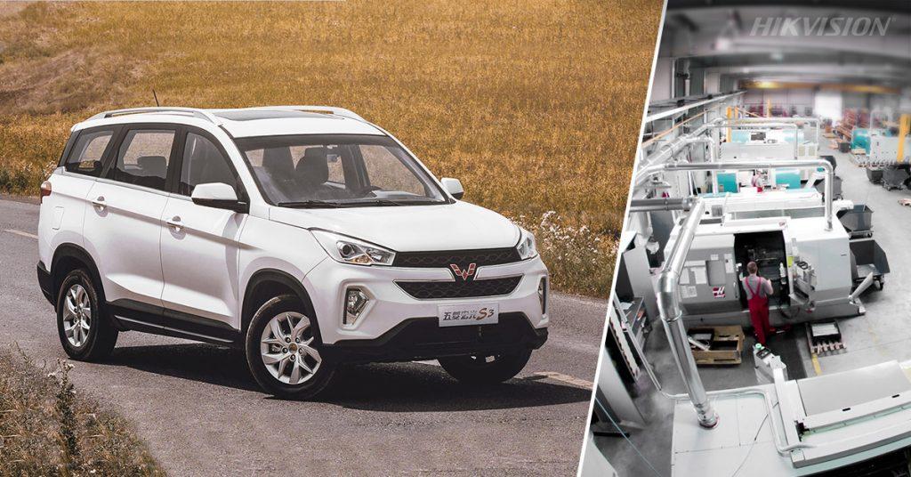 Hikvision hỗ trợ sản xuất xe hơi hiện đại tại Indonesia
