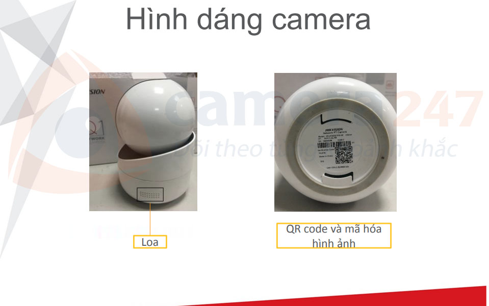 Review camera Hikvision DS-2CV2Q21FD-IW