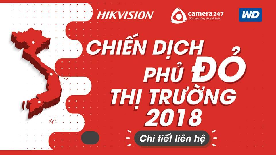 CAMERA247 - Tặng biển quảng cáo Hikvision 2018