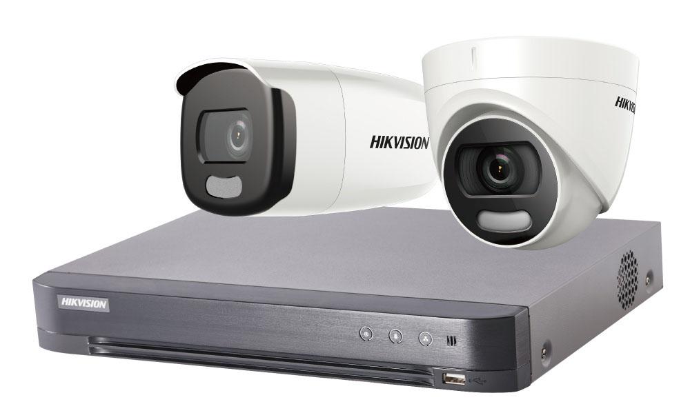 Hikvision với các giải pháp bảo mật Turbo HD 5.0 mới