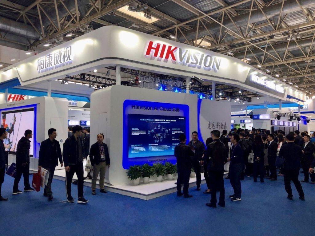 Hikvision giới thiệu các giải pháp AI Cloud mới nhất Security China 2018