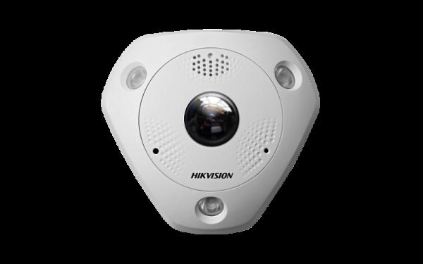 Camera IP mắt cá thông minh DS-2CD6332FWD-IVS