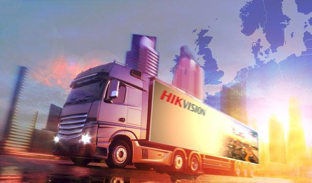 Hikvision chạy Roadshow thứ 2 tại Châu Âu vào năm 2019
