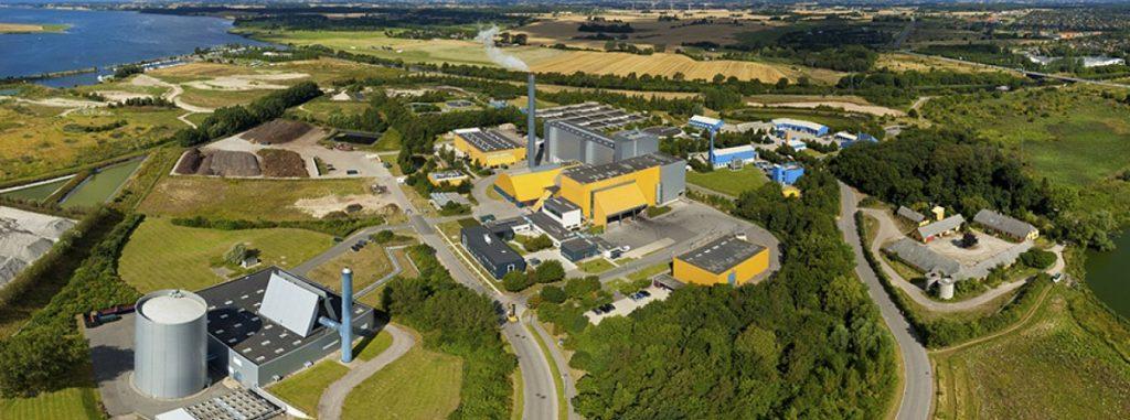 Xây dựng giải pháp cho nhà máy xử lý chất thải