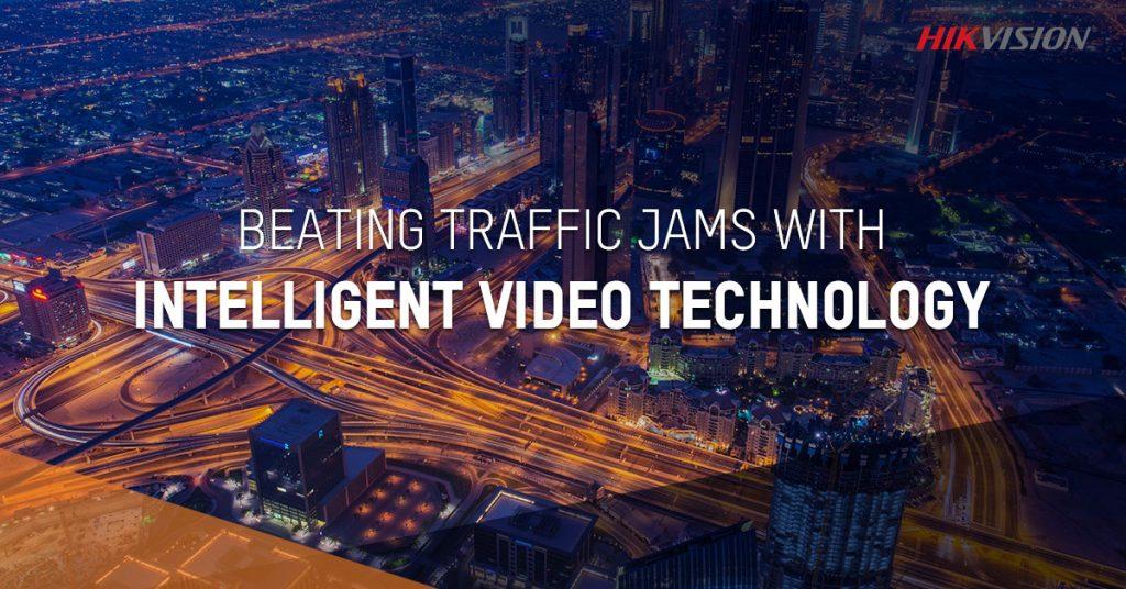 Giảm ùn tắc giao thông với công nghệ video thông minh