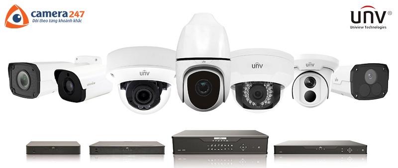 Phân phối camera Uniview trên toàn quốc 2