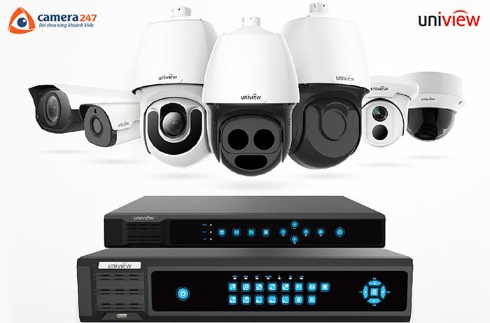 Phân phối camera Uniview trên toàn quốc