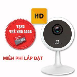 Lắp đặt trọn gói camera wifi chuẩn hd ezviz EZVIZ-C1C-720P