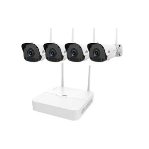 Bộ Kit wifi camera trụ KIT/ NVR301-04LB-W/4*2122SR3-F40W-D