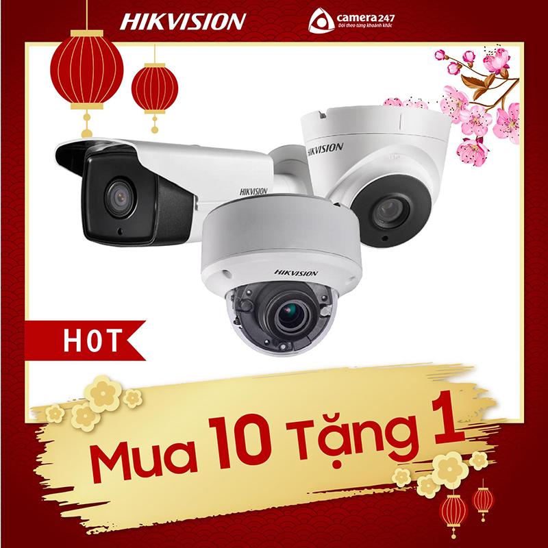 Khuyến mãi Hikvision mừng xuân Canh Tý 2020 33